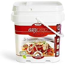 EasyPrep Instant Favorites 1-Month Emergency Food Storage Kit (1 Bucket, 236 Total Servings, 9 Different Entrees)