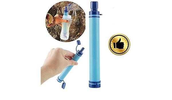 Filtro De Agua, Purificador De Agua Al Aire Libre 2000L Personal ...