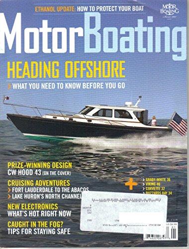 Motorboating Magazine, January 2010 (Vol 203, No 1)