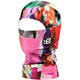 BLACKSTRAP Kids The Hood Dual Layer Cold Weather Neck Gaiter and Warmer for Children, Abstract