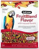 ZuPreem Fruit Blend Diet for Large Birds, 3.5-Pound