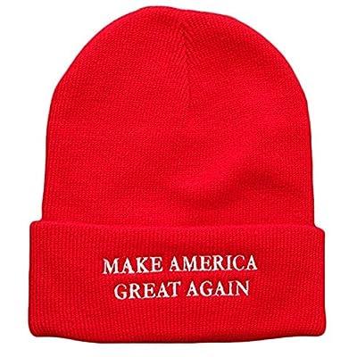 President Donald Trump - Make America Great Again - Beanie Hat Cap