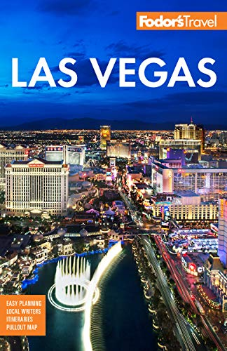 51Rd15ugb2L - Fodor's Las Vegas (Full-color Travel Guide)