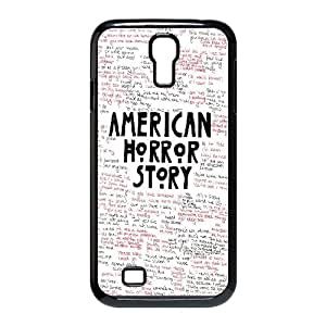 Lycase(TM) American Horror Story Customized Cover Case, American Horror Story SamSung Galaxy S4 I9500 Protective Case