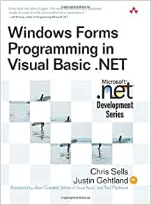 Windows Forms Programming in Visual Basic  NET: Chris Sells