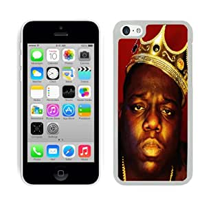 Notorious Big Biggie Case Fits Iphone 5c Cover Hard Protective Skin 4 for Apple I Phone 5 C Mobile