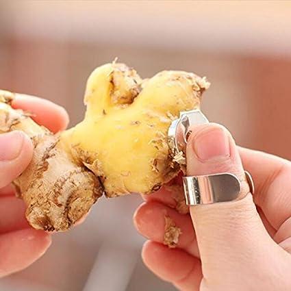 Asian potato peeler