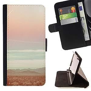 Playa del trullo Sun Summer Sunset Surf- Modelo colorido cuero de la carpeta del tirón del caso cubierta piel Holster Funda protecció Para Apple (5.5 inches!!!) iPhone 6+ Plus / 6S+ Plus