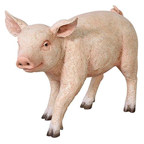 Cheap Design Toscano Piglet Porker Baby Hog Sculpture