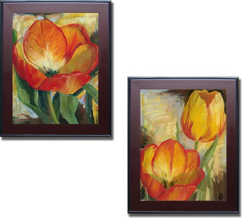 Summer Tulips by Carol Buettner - floral summer wall art