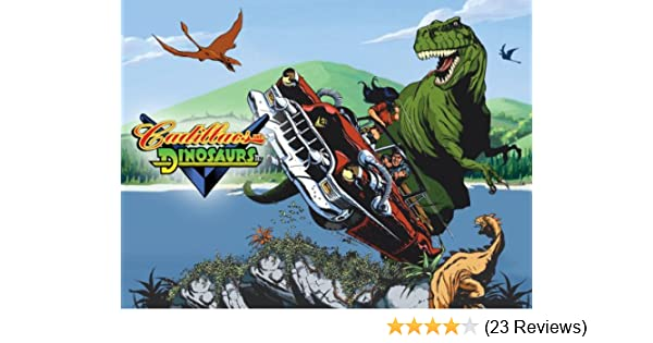 cadillacs and dinosaurs the complete series dvd
