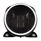 LianLe Ceramic Portable-Mini Heater Fan for Office Desktop Table Home Dorm, 500W Quite Electric Heater Fan with 120cm Line