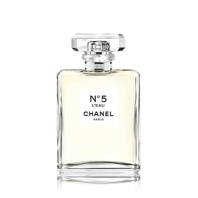 d9376951021 Amazon.com   Chanel No. 5 L eau by Chanel Eau De Toilette Spray 3.4 ...
