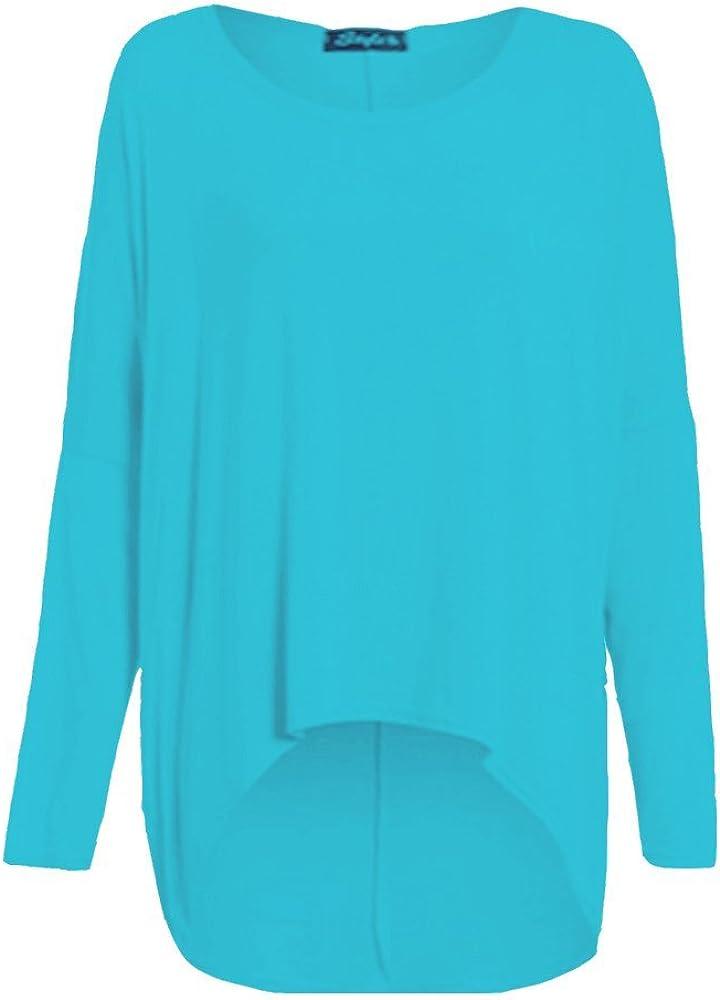 Ladies SMART Loose Fit casual Lavabile su misura Shorts Blu Chiaro Nuovo 8-22