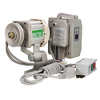 EsportsMJJ 220V Brushless Servo Motor 400W Ahorro De Energía Mute Para Máquina De Coser Industrial: Amazon.es: Industria, empresas y ciencia