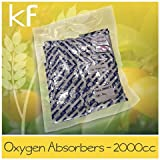 OxyFree 2000cc Oxygen Absorbers - Pack of 10 oxygen absorbers...