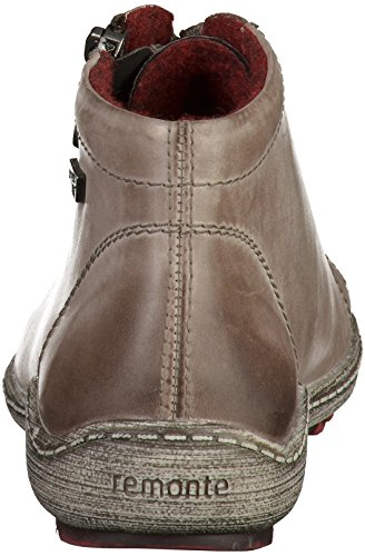 Mujeres Zapatos con cordones grau/cigar gris, (grau/cigar) R147042