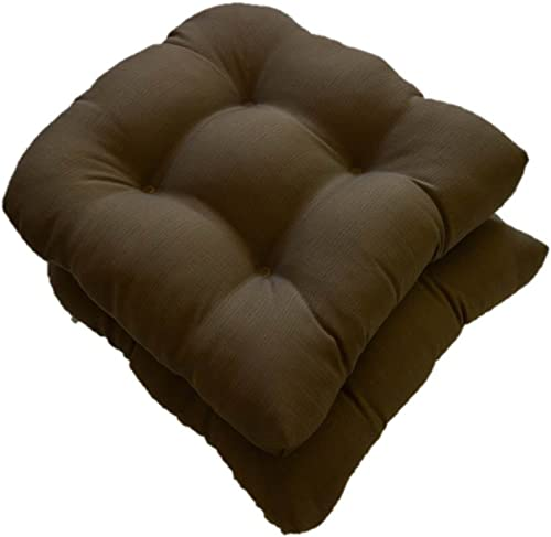 Set of 2 Outdoor Chair Cushion