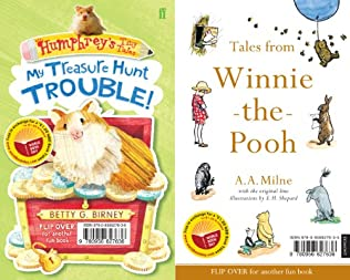 book cover of Tales from Winnie-the-Pooh / My Treasure Hunt Trouble