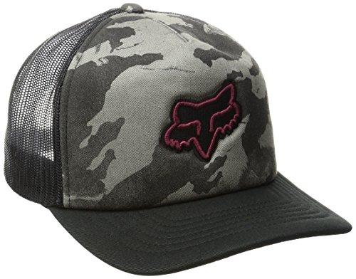 Fox Men's Gripe Snapback Hat, Black, One Size (Fox Hat Snapback)