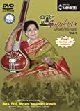 Gurukula Carnatic Music Lessons Volume 1 DVD