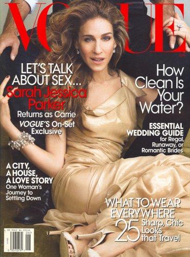 Vogue, June 2008 Issue: Amazon.es: Editors of VOGUE Magazine: Libros