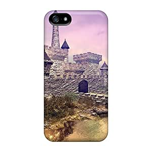 AtjLcve4692JRFdU Anti-scratch Case Cover Trolford Protective Castle Reflection Case For Iphone 5/5s
