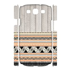 C-EUR Aztec Tribal Customized Hard 3D Case For Samsung Galaxy S3 I9300