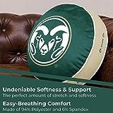 Team Logo 15 Inch Ultra Soft Stretch Plush Pillow