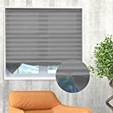 6 Pack Window Pleated Shades Darkening Cordless