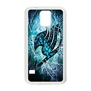 Blue green fairy tail Cell Phone Case for Samsung Galaxy S5