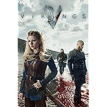 Vikings - Blood Poster - 24x36