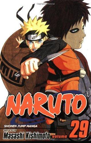 By Masashi Kishimoto - Naruto volume 29 (Shonen Jump Graphic Novel Ed) (4.5.2008) ebook