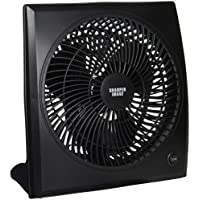 "Sharper Image 9"" ETL Certified Table Top Fan"