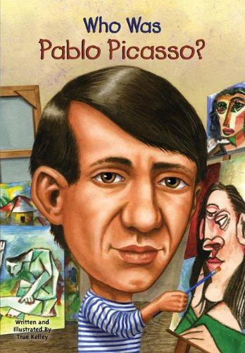 Quien Fue Pablo Picasso? - Book  of the Who Was/Is...?