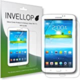 INVELLOP Samsung Galaxy Tab 3 7.0 7inch Anti-Glare 3-pack Screen protectors
