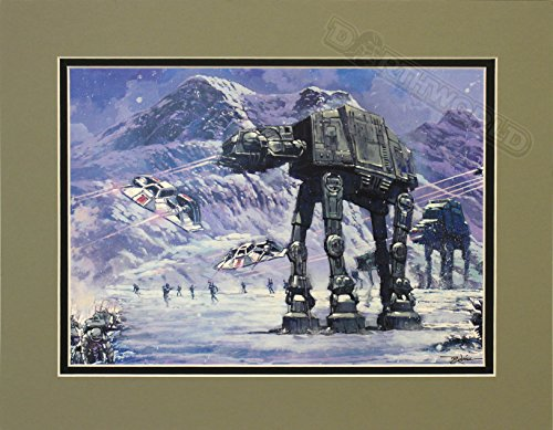 Star Wars Battle of Planet Hoth AT-AT Walker 8