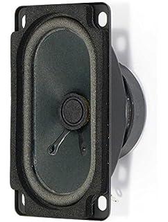 VISATON 2058 FR 7.12 8 Ohm Breitbandlautsprecher oval 7 x 12 cm 279386