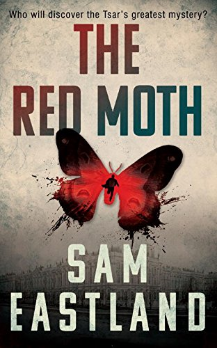 book cover of The Red Moth
