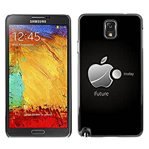 GagaDesign Phone Accessories: Hard Case Cover for Samsung Galaxy Note 3 - iFuture