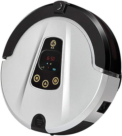 RUIXFRV Inalámbrico Robot Aspirador,Barre y Aspira el Suelo y ...