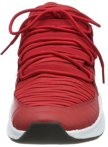 Nike Rosso Red Sneaker Jordan Red Uomo Low gym Formula 23 pure Platinum gym rYrqwHO