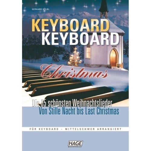 Keyboard Keyboard - Christmas. Keyboard