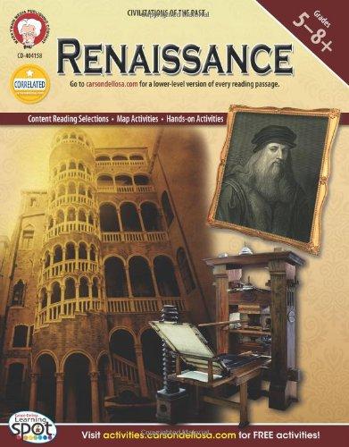 Renaissance, Grades 5 - 8 (World History)