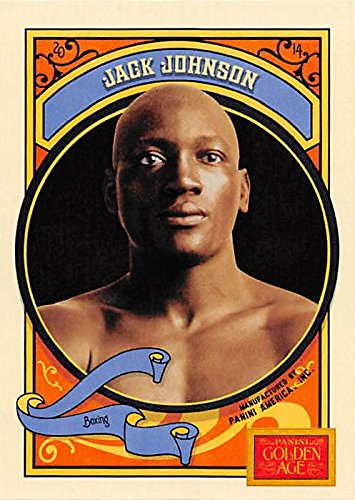 Jack Johnson Trading Card (Boxing) 2014 Panini Golden Age #68