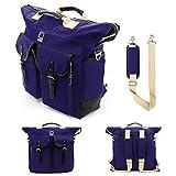 Lencca Premium Backpack Carrying Shoulder Bag for HP Elite/Envy/Pro/Pavilion/Omni/10/Dragon/Microsoft Surface/iRULU/Tagital Fit up to 12.2 inch Tablet Convertibles Book For Sale
