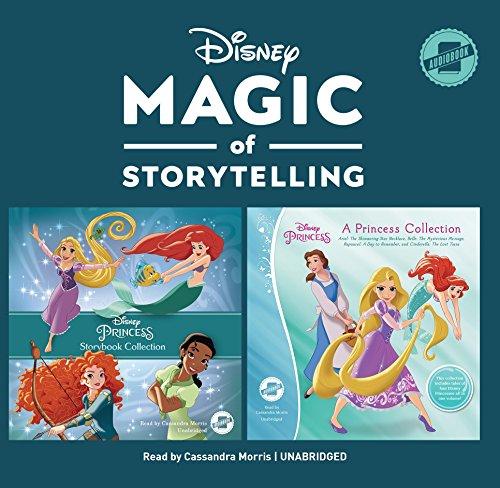 Magic of Storytelling Presents Disney Princess Collection