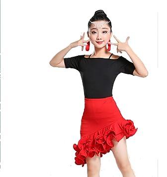 Trajes de Baile Latino para niños, Baile Latino, Vestido ...