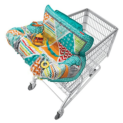 Infantino Compact 2-in-1 Shopping Cart Cover by Infantino