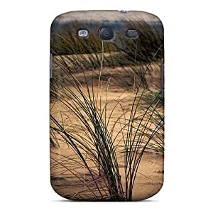 Jeffrehing Perfect Case For Galaxy S3/ Anti-scratch Protector Case (sandandsea)